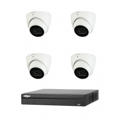Dahua 5MP Premium CCTV Kit
