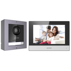 Hikvision DS-KIS602 Video Intercom Bundle