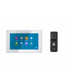 Panacom 930SKHD Surface Mount Intercom Bundle